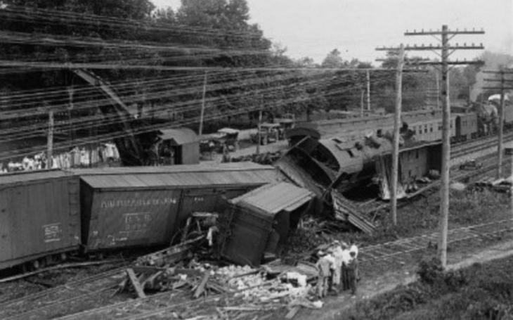 Největší vlakové nehody: Rumunsko