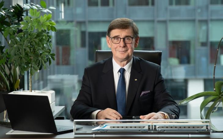 Novým předsedou Mezinárodní unie železnic byl zvolen CEO PKP Krzysztof Mamiński